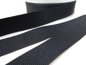 B437 Grosgrain Ribbon 18 mm black