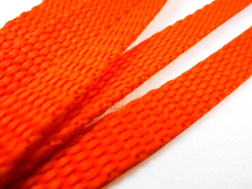 B440 Polypropylene Webbing 10 mm orange