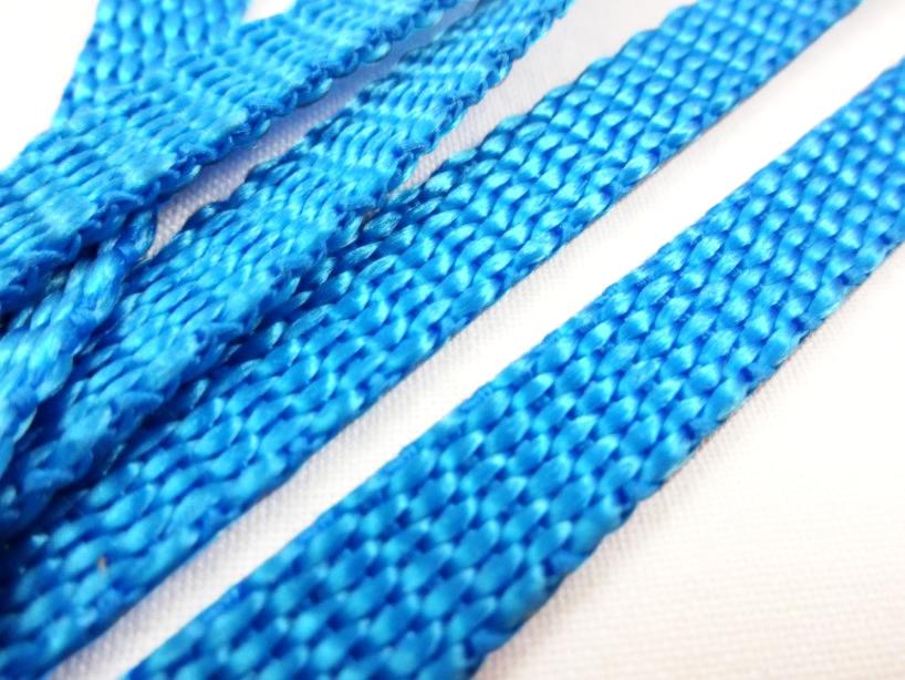 B440 Polypropylenband 10 mm ljusblå