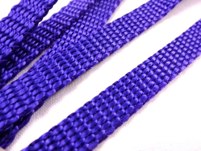 B440 Polypropylene Webbing 10 mm purple