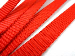 B440 Polypropylenband 15 mm röd