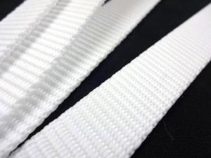 B440 Polypropylene Webbing 20 mm white