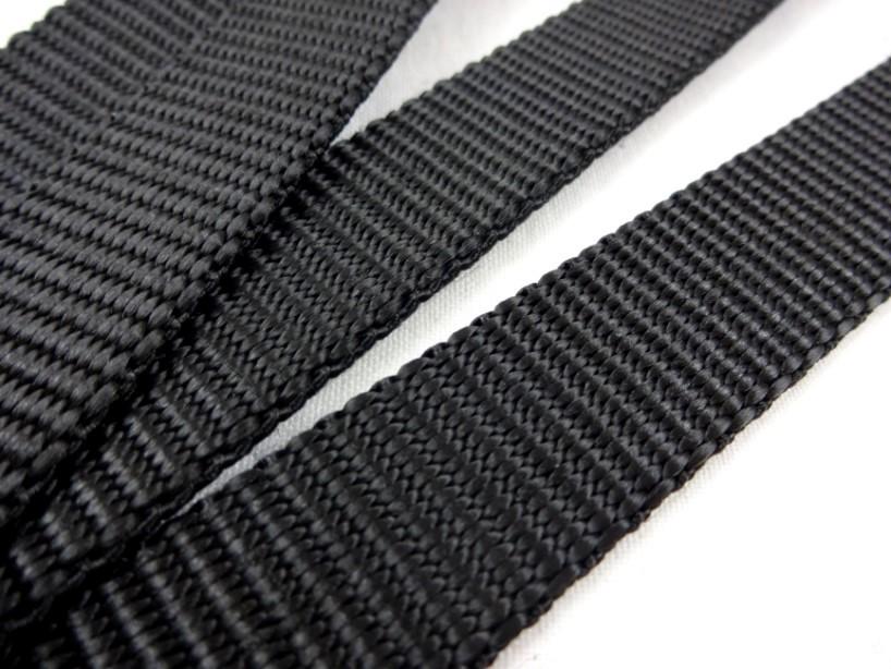 B440 Polypropylenband 20 mm svart**