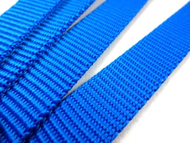 B440 Polypropylenband 20 mm blå