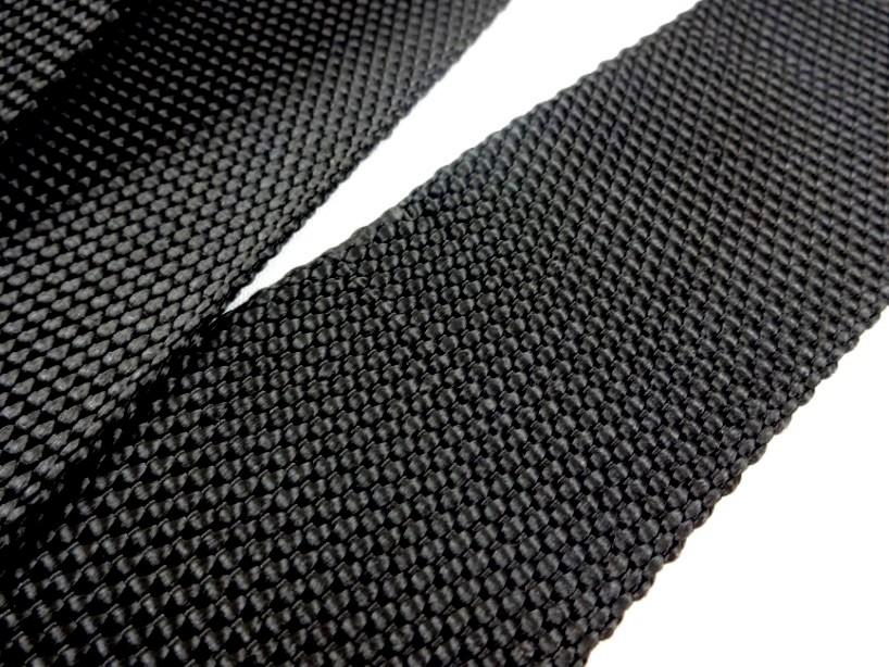 B440 Polypropylenband 50 mm svart