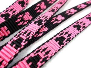 B443 Polypropylenband Tass 10 mm rosa