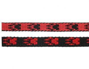 B443 Polypropylenband Tass 10 mm röd