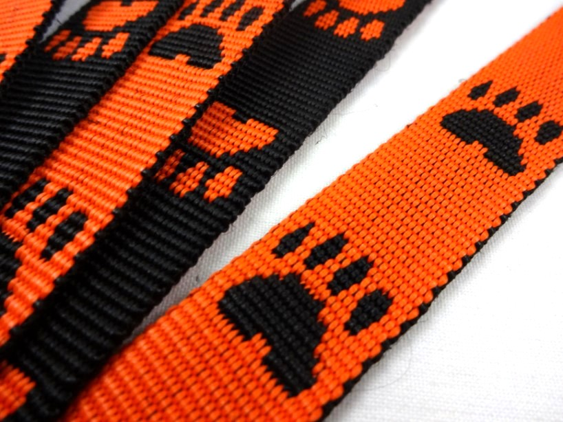 B443 Polypropylenband Tass 20 mm orange