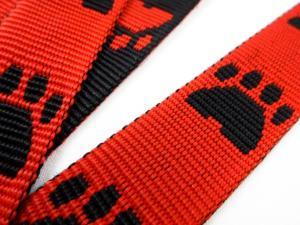 B443 Polypropylenband Tass 25 mm röd