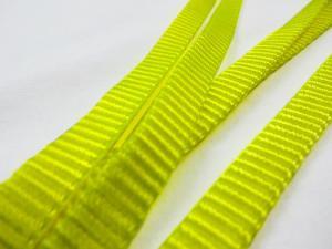 B444 Polypropylenband 10 mm flourescerande gul