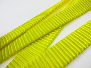 B444 Polypropylenband 15 mm flourescerande gul
