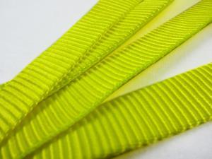 B444 Polypropylenband 20 mm flourescerande gul
