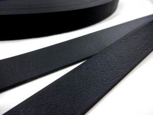 B456 Vattentåligt band 20 mm svart