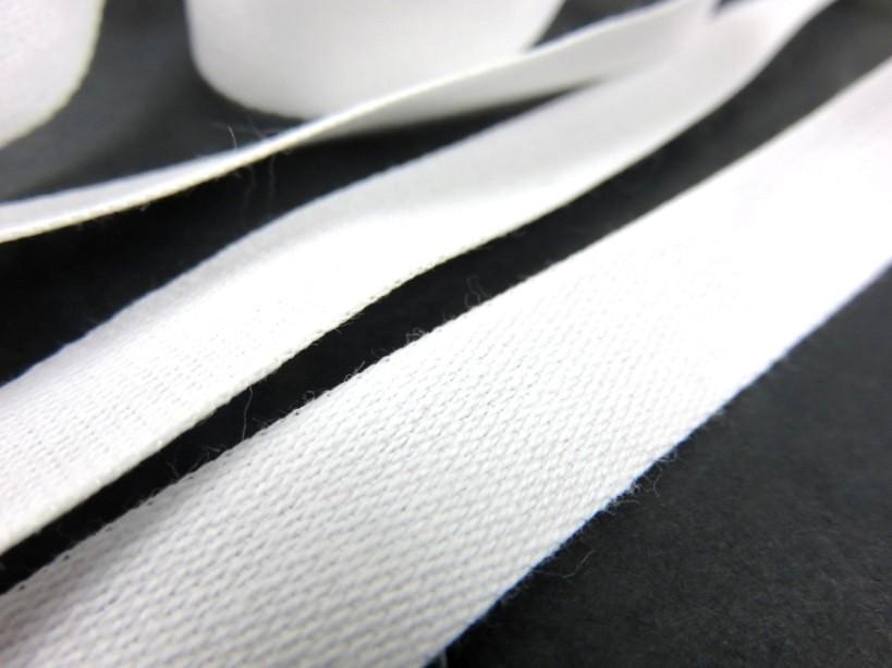 B500 Cotton Tape 14 mm white (20 m)