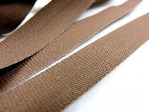 B500 Bomullsband 14 mm brun (20 m)