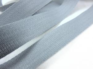 B500 Cotton Tape 14 mm grey (20 m)
