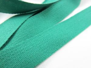 B500 Bomullsband 14 mm grön (20 m)