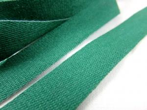 B500 Cotton Tape 14 mm dark green (20 m)