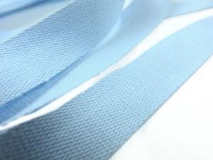 B500 Cotton Tape 14 mm light blue (20 m)