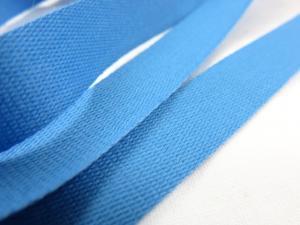 B500 Bomullsband 14 mm himmelsblå (20 m)