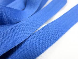 B500 Bomullsband 14 mm blå (20 m)
