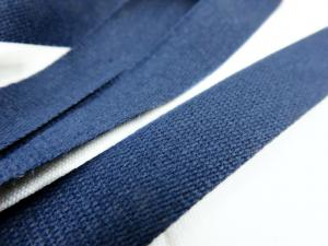 B500 Cotton Tape 14 mm dark blue (20 m)