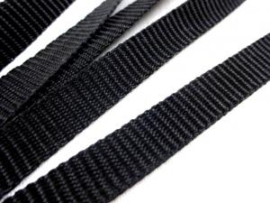 B542 Polypropylenband 10 mm svart