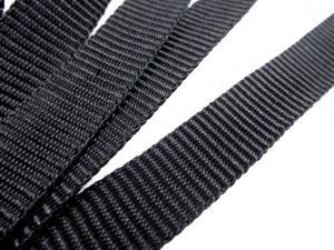 B650 Polypropylenband 15 mm svart