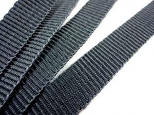B650 Polypropylenband 15 mm mörkgrå
