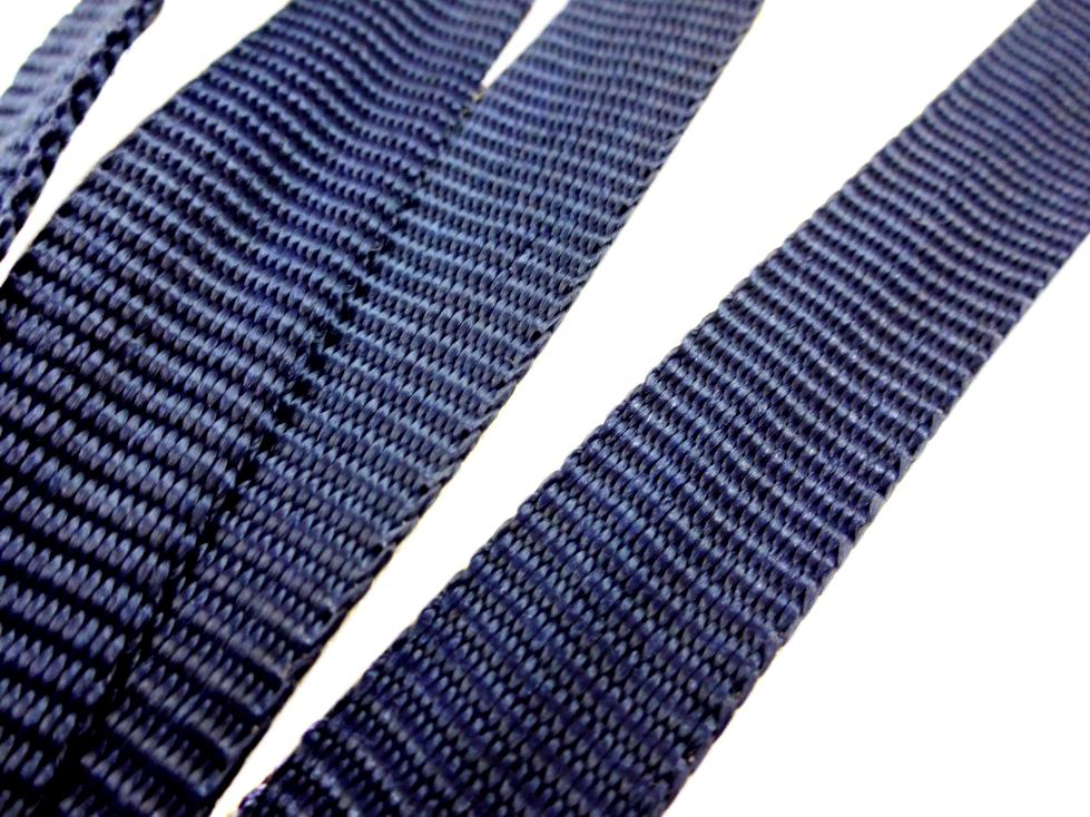 B650 Polypropylenband 15 mm mörkblå
