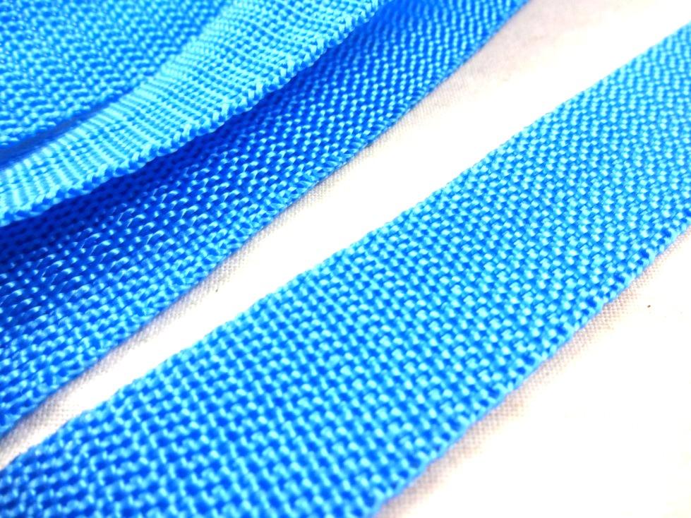 B650 Polypropylenband 20 mm ljusblå