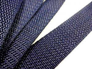 B650 Polypropylenband 25 mm mörkblå