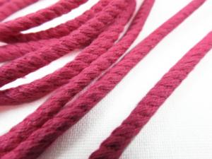 B680 Cotton Cord 3 mm medium pink