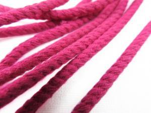 B680 Cotton Cord 3 mm fuchsia
