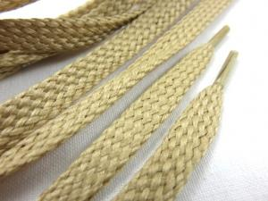 B700 Polyester Cord with Plastic Ends beige (90 cm)