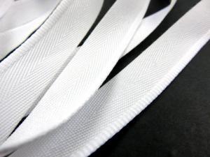 B900 Klackband 15 mm vit