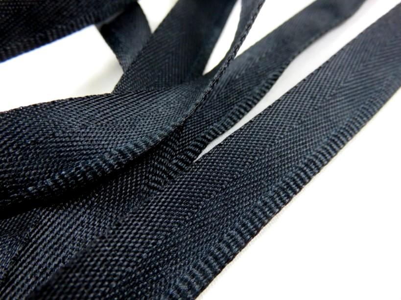 B900 Klackband 15 mm svart