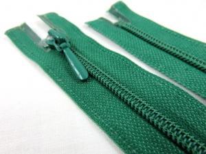 D105 Blixtlås 60 cm Opti 4 mm spiral ej delbar grön