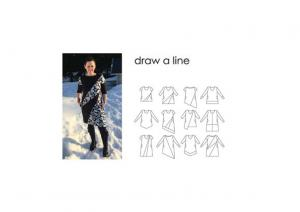 Draw a Line - Sewingheartdesign