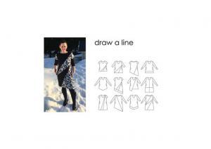 Draw a Line - Sewingheartdesign