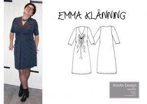 Emma klänning - AnnAn Design