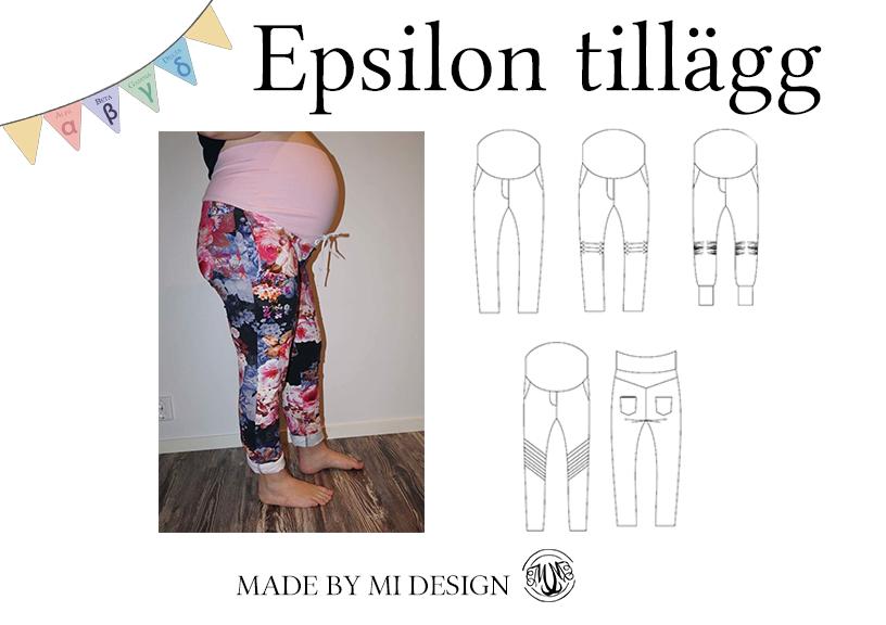 Epsilon Maternity Addition - Made by Mi