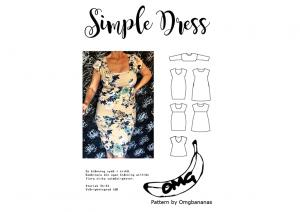 Simple dress - OMG Bananas