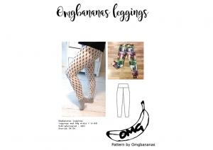 Leggings - OMG Bananas**