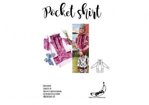 Pocket shirt - OMG Bananas**