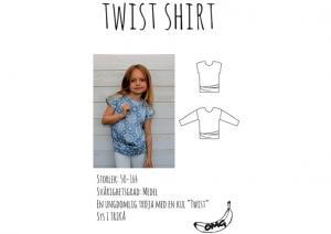 Twist shirt - OMG Bananas