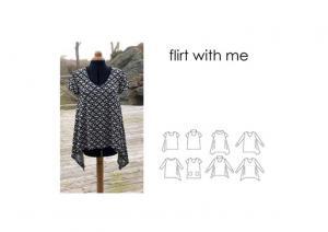 Flirt with Me - Sewingheartdesign