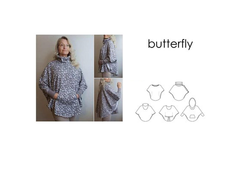 Butterfly - Sewingheartdesign