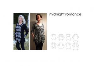Midnight Romance - Sewingheartdesign