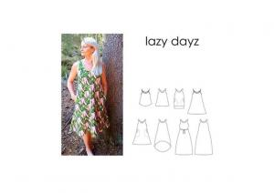 Lazy Dayz - Sewingheartdesign